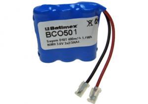 Sagem D10T 400mAh 1.4Wh NiMH 3.6V 3x2/3AAA - Baterie pro bezdrátové telefony