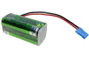 800mAh 4.8V NiMH 3.8Wh 4xAAA (2x2) BRC016 - Příslušenství k RC modelům