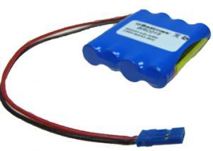 800mAh 4.8V NiMH 3.8Wh 4xAAA (4x1) BRC015 - Příslušenství k RC modelům
