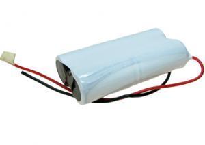 2500mAh 12.0Wh NiCd 4.8V 4xC 2x2 vysokoteplotní
