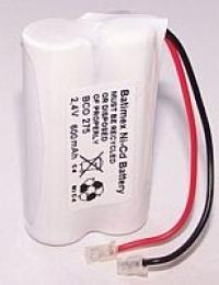 Uniden BT-904 600mAh 1.4Wh NiMh 2.4V 2xAA - Baterie pro bezdrátové telefony
