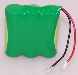 Uniden BT-905 1350mAh 4.9Wh NiMH 3.6V 3x4/5AA - Baterie pro bezdrátové telefony