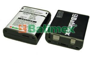 Panasonic KX-A92 1300mAh 4.7Wh NiMH 3.6V - Baterie pro bezdrátové telefony