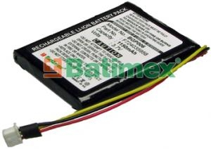 TomTom ONE XL 1150mAh Li-Ion 3.7V