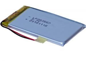 Li-polymerová baterie Palm Tungsten E UP383562A 1400 mAh