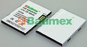Philips 636/639/855 500 mAh Li-Ion 3,6 V