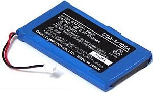 Casio Cassiopeia BE-300 850 mAh Li-Ion 3,7 V
