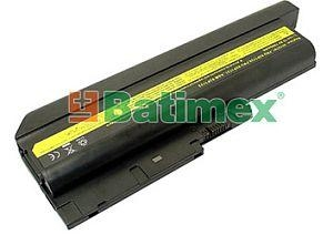 IBM Thinkpad T60 6600 mAh 71,3 Wh Li-Ion 10,8 V