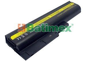 IBM Thinkpad T60 4400 mAh 47,5 Wh Li-Ion 10,8 V