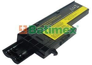 IBM Thinkpad X60 2200 mAh 31,7 Wh Li-Ion 14,4 V