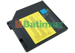 IBM Thinkpad T43 2000mAh Li-Ion 10.8V mediabay