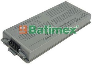 Dell Latitude D810 6600 mAh Li-Ion 11,1 V
