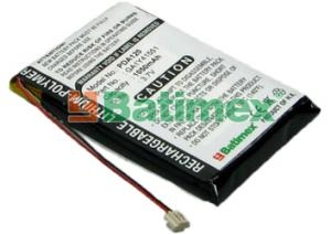 Palm Tungsten E2 900 mAh 3,3 Wh Li-Ion 3,7 V