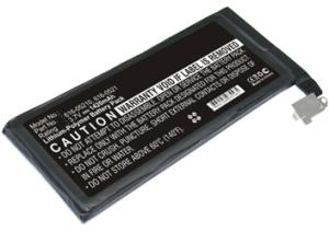 Apple iPhone 4 1420mAh 5,3 Wh Li-Polymer 3.7V