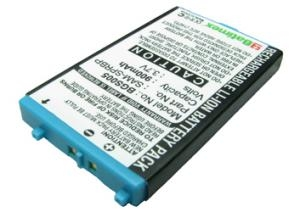 Ninetendo Advance SP 900 mAh 3,6 Wh Li-Ion 3,7 V