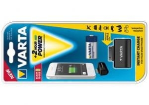 Varta Emergency Powerpack iPhone 3GS 4 4S iPad 2