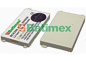 Sony Ericsson R600 650 mAh Li-Ion 3,6 V