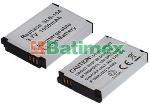 Samsung SLB-10A 1050 mAh 3,9 Wh Li-Ion 3,7 V