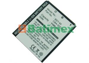 Sony Ericsson P1 1100 mAh 4,1 Wh Li-Ion 3,7 V