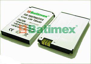 Sony Ericsson P800 750mAh 2,7 Wh Li-Ion 3,6 V
