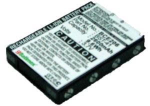 Sony Ericsson Xperia X10 2600 mAh 9,6 Wh Li-Ion 3,7 V oblastčerná